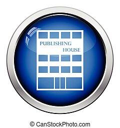 Publishing house icon