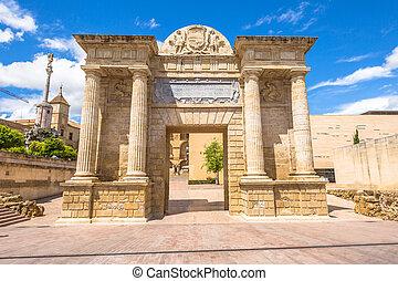 Puerta del Puente Cordoba - Puerta del Puente or Bridge...