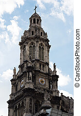 Saint Trinity Church in 9th arrondissement