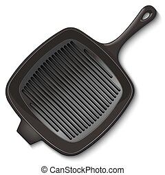 Pan grill for your design