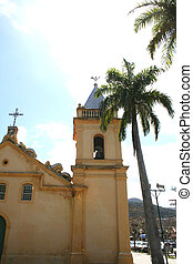 Ancient Church in Parati