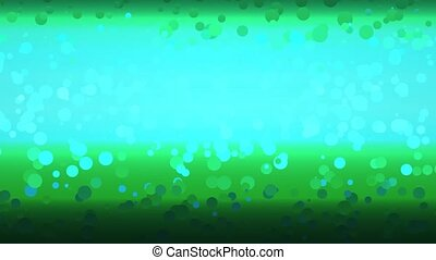 Sea Bubble Background Animation - A motion graphic video...