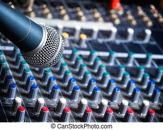 musik,  studio