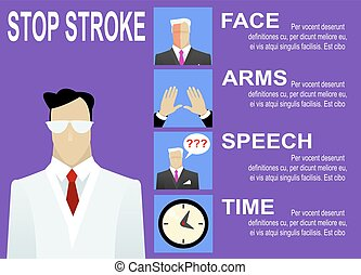 stroke warning signs and symptoms - Stroke warning signs and...