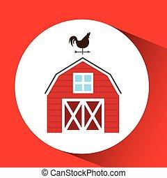 farm countryside house home farmhouse design