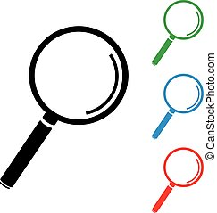 magnifying glass group
