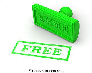 Stamp free
