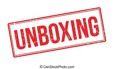 que es un Unboxing + video