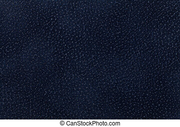 Background of dark blue fabric decorated with coat animal. -...