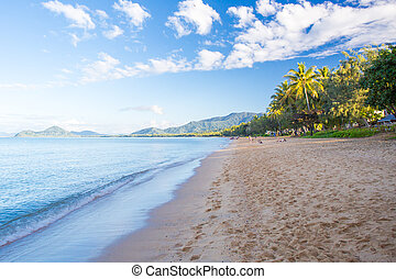 Palm Cove Beachfront - The famous idyllic beachfront of Palm...