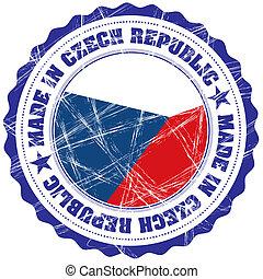 Czech Republic - Made in Czech Republic
