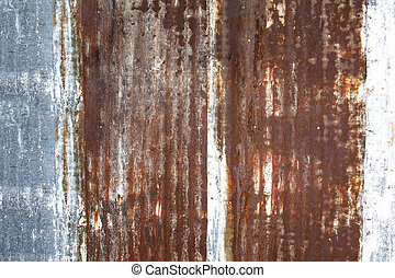 metal corroded texture background. - A nice metal corroded...