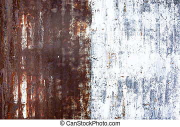 metal corroded texture background - A nice metal corroded...