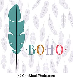 boho style isolated icon design, vector illustration graphic...