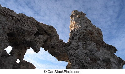 Calcium Spires and Tufa Towers at Mono Lake - Tufa Towers...