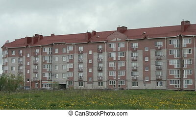 Construction of multi-storey apartment buildings - The...