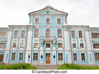Vorontsov palace or Novoznamenka - Vorontsov palace or...