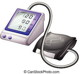 Blood pressure monitor kit