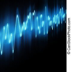 sound audio music wave