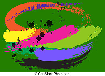art-brush-strokes