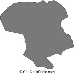 Map - Zanjan Iran - Map of Zanjan, a province of Iran