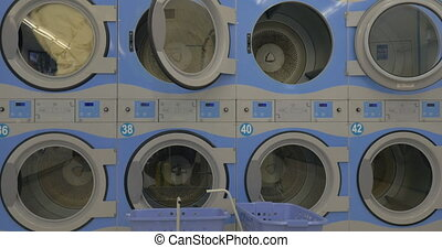 Linen washed in the laundry - Fee-paying laundry service....