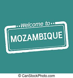 Welcome to MOZAMBIQUE illustration design