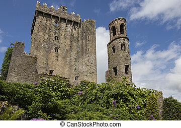 Blarney Castle - Cork - Ireland - Blarney Castle is a...
