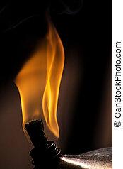 mn - fire