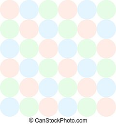 Seamless pattern in pastel colors.