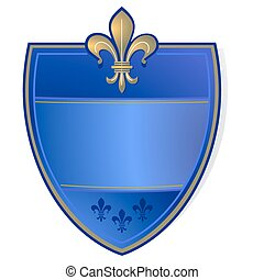 French coat of arms