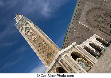 Casablanca - Hassan II Mosque - Casablanca - Best of Morocco