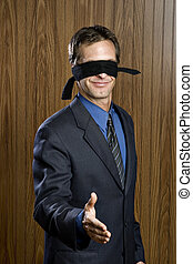 Blind to good business practices