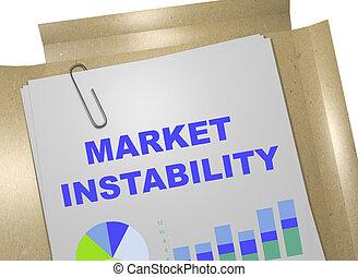 Market Instability concept