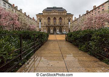 Lyon Theatre des Celestins France