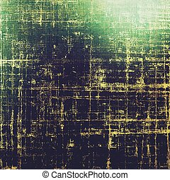 Grunge retro texture, aged background with vintage style...