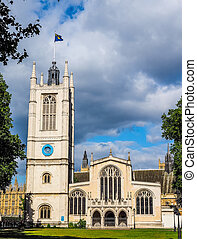 St Margaret Church in London HDR