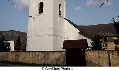 Reformed church in Slavec, Slovakia - Reformed church in...