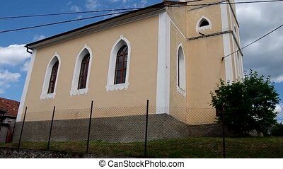 Evangelical church from 1820, - Classicistic evangelical...