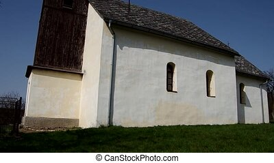 Evangelical church, Meliata, Slovak - Evangelical church...