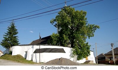 Reformed Church, from the end 13th century, Silica, district...