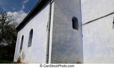 The Evangelical church in Slavoska, - The Evangelical church...