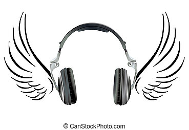 headset flying wing