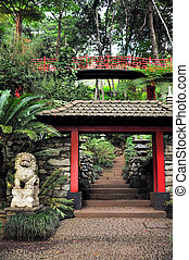 Monte Palace Tropical Garden? Monte, Madeira