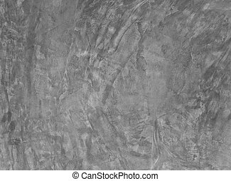 Polished concrete wall / gray colored backgrounds -...