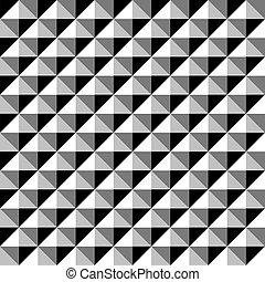 Seamless Diamond Stud Pattern - Seamless Diamond Shape Stud...