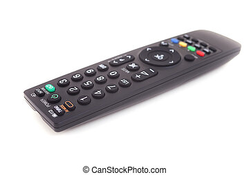 Infrared Cable Television Remote Control - Wireless Infrared...