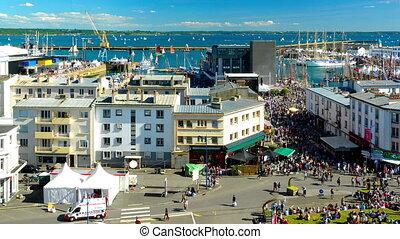 Brest 2016 Int Maritime Festival - Brest, France - July 14,...