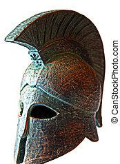 Armor - Spartan helmet