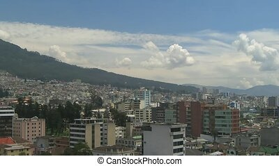 Time Lapse Movie Quito